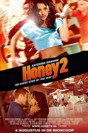"""Poster art for """"Honey 2."""""""