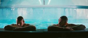 "Devid Striesow and Sebastian Schipper in ""3 (Drei)."""