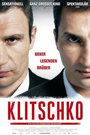 """Poster art for """"Klitschko."""""""