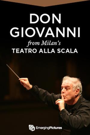 """Poster art for """"Don Giovanni - Teatro La Scala - Live."""""""