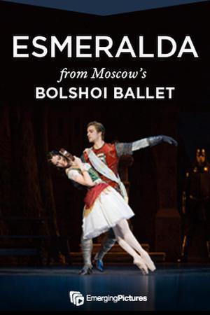 """Poster art for """"Esmeralda - Bolshoi LIVE."""""""