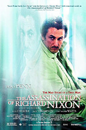 """Poster art from """"The Assassination of Richard Nixon."""""""