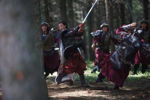"""Zhao Wenhao in """"Sacrifice."""""""