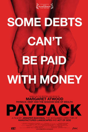 """Poster art for """"Payback."""""""