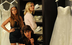 "A scene from ""Bachelorette."""