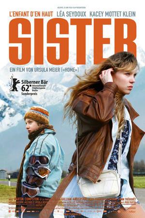 """Poster art for """"Sister."""""""