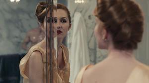 "Josephine de la Baume in ""Kiss of the Damned."""
