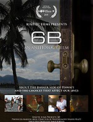 """Poster art for """"6B."""""""