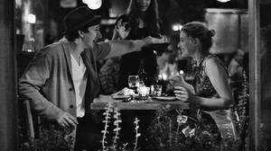 "Adam Driver and Greta Gerwig in ""Frances Ha."""