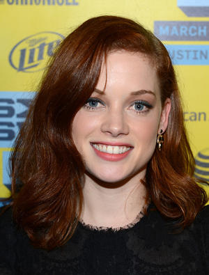 "Jane Levy at the premiere of ""Evil Dead"" during the 2013 SXSW Music, Film + Interactive Festival."