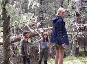"Katie Aselton, Kate Bosworth and Lake Bell in ""Black Rock."""