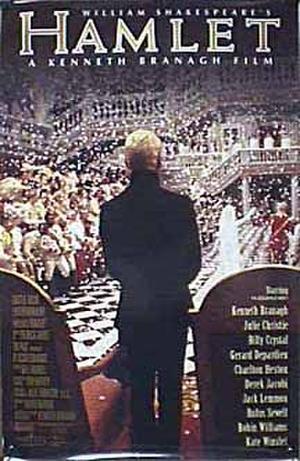 """Poster art for """"Hamlet."""""""
