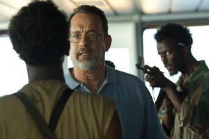 "Tom Hanks in ""Captain Phillips."""