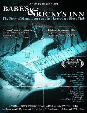 "Poster art for ""Babe's and Ricky's Inn."""