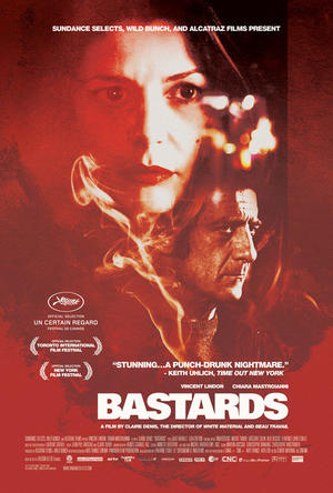 "Poster art for ""Bastards."""