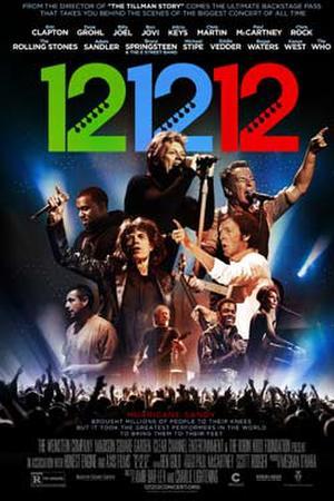 """Poster art for """"12-12-12."""""""