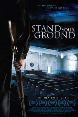 "Poster art for ""Stand Your Ground."""