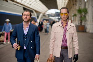 "Check out Jude Law in all the ""Dom Hemingway"" photos"