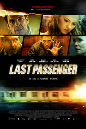 "Poster art for ""Last Passenger."""