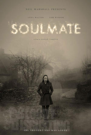 """Poster art for """"Soulmate."""""""