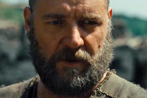 Trailers: Russell Crowe Is All Wet in 'Noah'