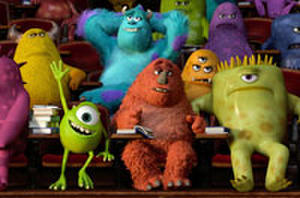 'Monsters University' Roundup: Go Back to College with Interviews, Clips, Concept Art and More!