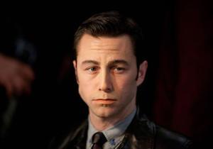 """Joseph Gordon-Levitt as Joe in """"Looper."""""""
