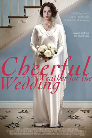 """Poster art for """"Cheerful Weather for the Wedding."""""""