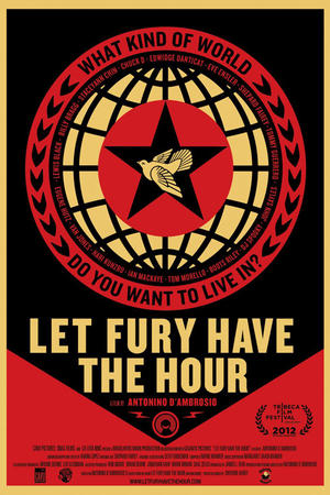 """Poster art for """"Let Fury Have the Hour."""""""