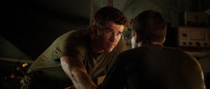 """Liam Hemsworth in """"Love and Honor."""""""