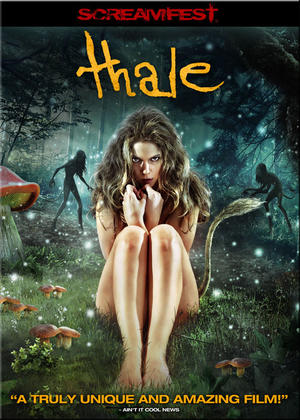 """Poster art for """"Thale."""""""
