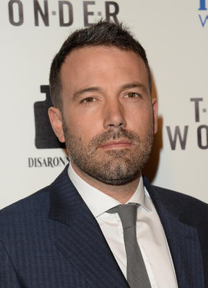 """Ben Affleck at the California premiere of """"To the Wonder."""""""
