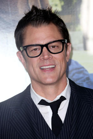"""Johnny Knoxville at the California premiere of """"Jackass Presents: Bad Grandpa."""""""
