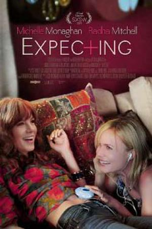 "Poster art for ""Expecting."""