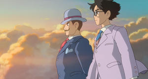"""A scene from """"The Wind Rises."""""""