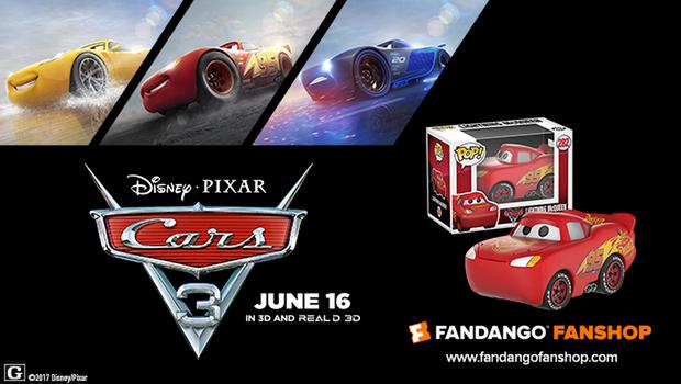 new release car moviesCars 3 2017 Times  Movie Tickets  Fandango