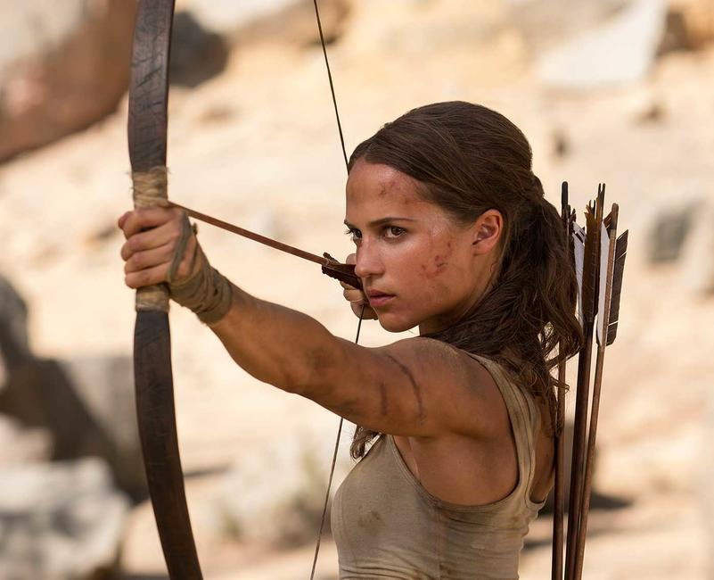 Image result for tomb raider 2018 movie stills