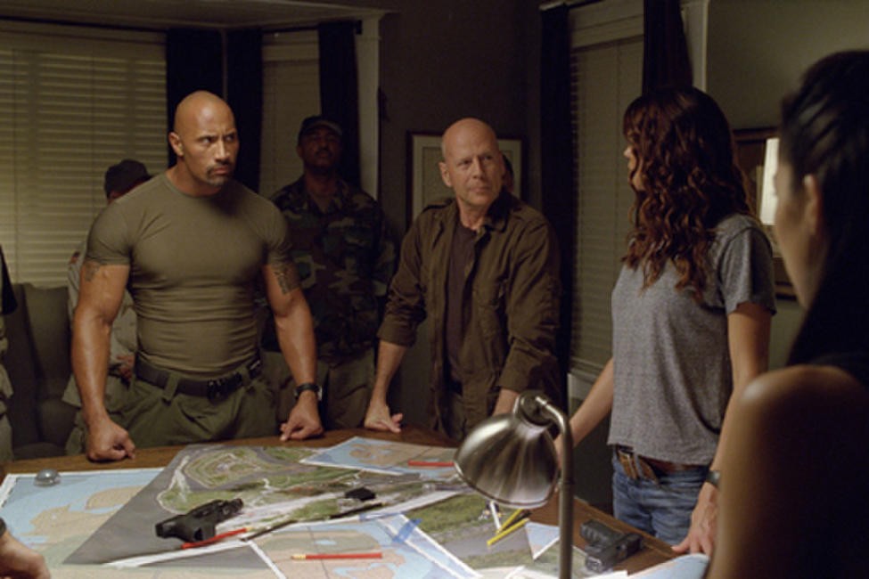 G.I. Joe: Retaliation Photos + Posters