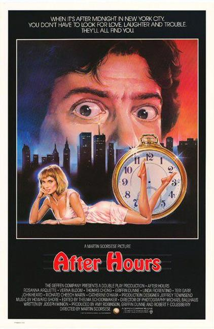 After Hours / Desperately Seeking Susan Photos + Posters