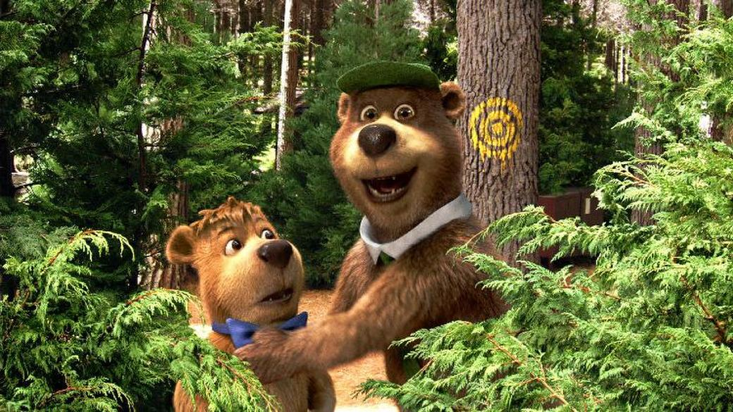 Yogi Bear 3D Photos + Posters