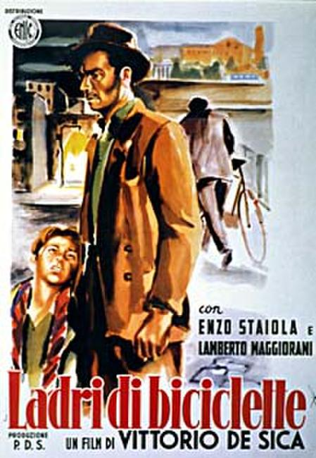 Bicycle Thieves / Umberto D Photos + Posters