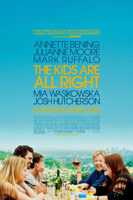The Kids Are All Right / Sympathy for Delicious Photos + Posters