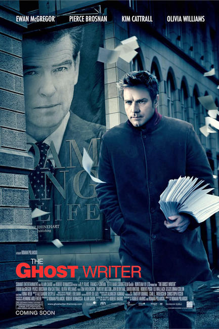 The Ghost Writer / The Matador Photos + Posters