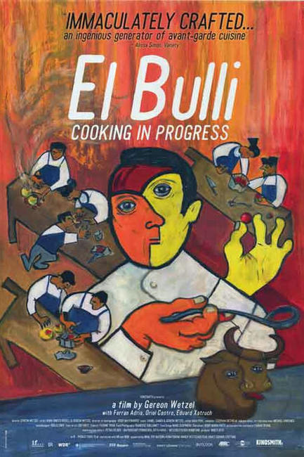 El Bulli: Cooking in Progress Photos + Posters