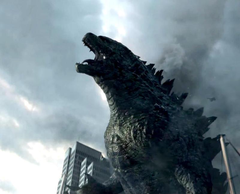Godzilla (2014) Photos + Posters