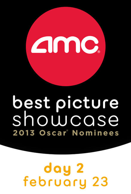 AMC Best Picture Showcase: 2013 Oscar® Nominees – Day 2 Photos + Posters