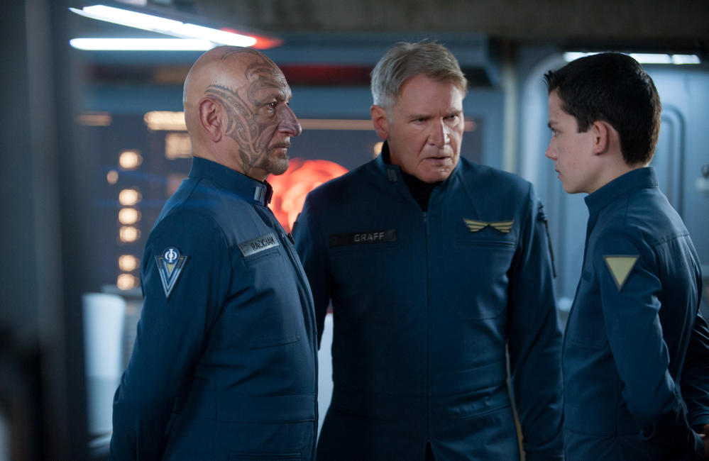Ender's Game: The IMAX Experience Photos + Posters