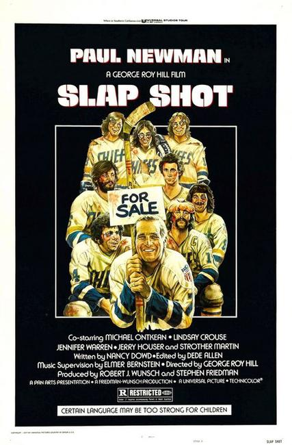 Slap Shot Photos + Posters
