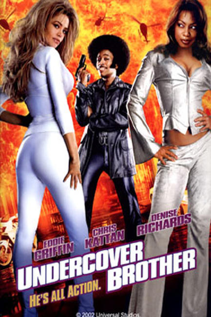 Undercover Brother Photos + Posters