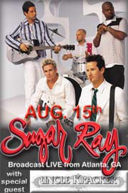 Sugar Ray Concert Photos + Posters